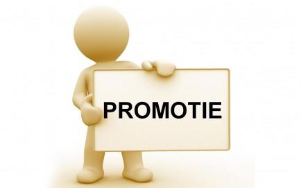 Promoties Opendeurdagen
