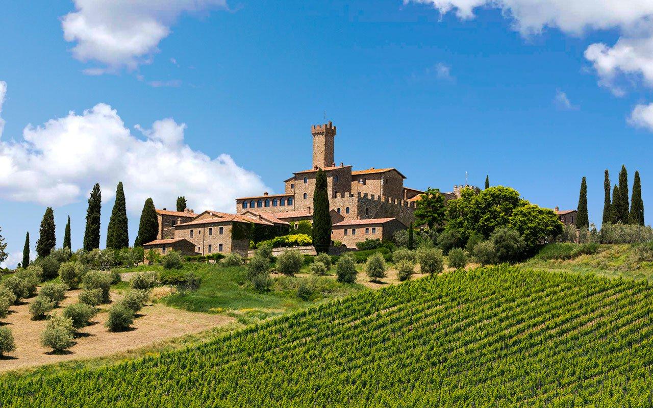NIEUW: Castello Banfi – Topkwaliteit Uit Italia