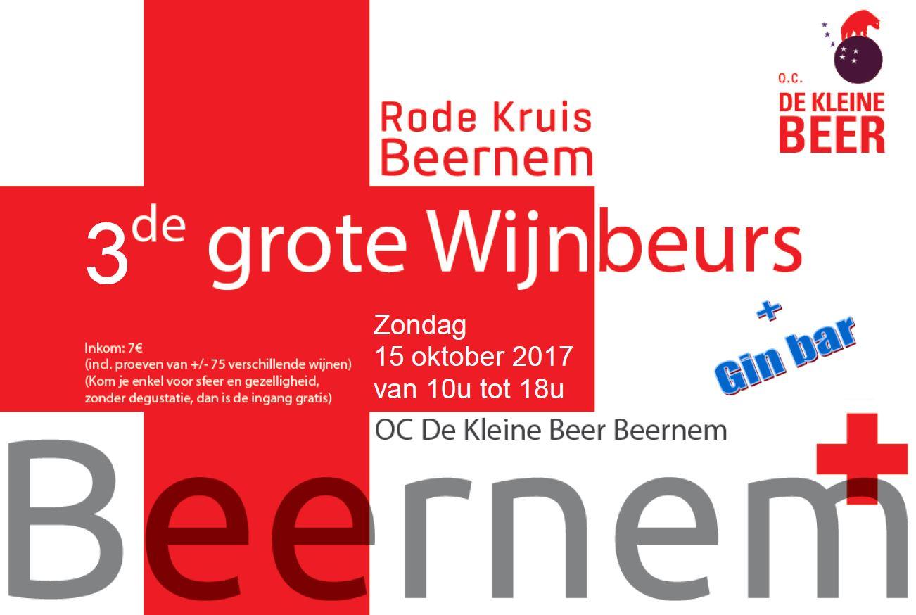 Wijnbeurs Rode Kruis Beernem